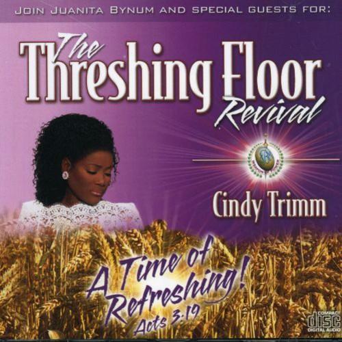 Cindy Trimm - Threshing Floor Conf.