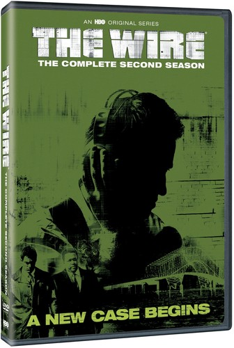 The Wire: The Complete Second Season