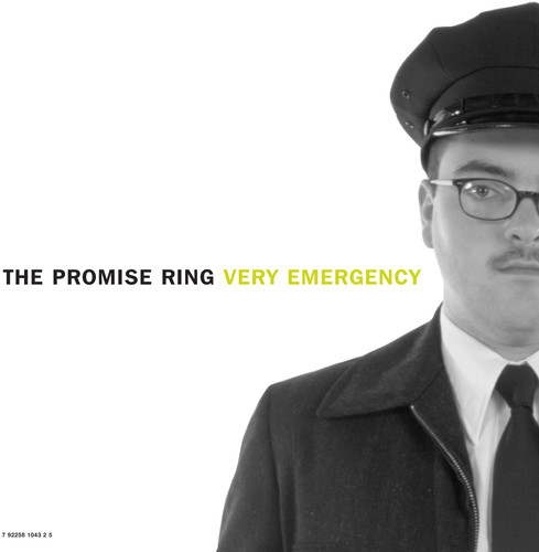The Promise Ring - Very Emergency [LP]