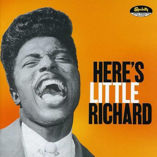 Little Richard - Here's Little Richard [Import]