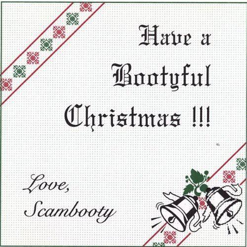 Have a Bootyful Christmas