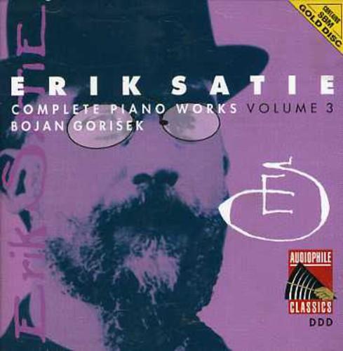 Satie: Complete Piano Works 3