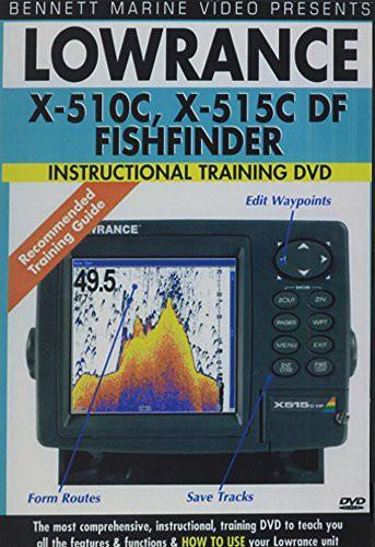 Lowrance X-510c,X515c Df