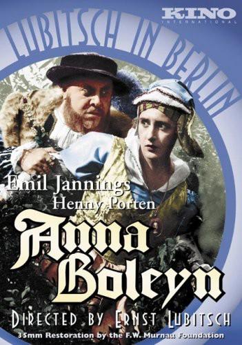 Anna Boleyn - Lubitsch In Berlin: Anna Boleyn (Silent) / (Full)