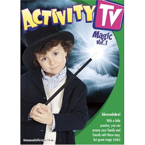 Activity TV: Magic, Vol. 1