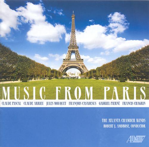 Atlanta Chamber Winds: Music from Paris