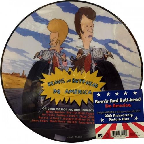 Beavis and Butt-head Do America (Original Motion Picture Soundtrack)