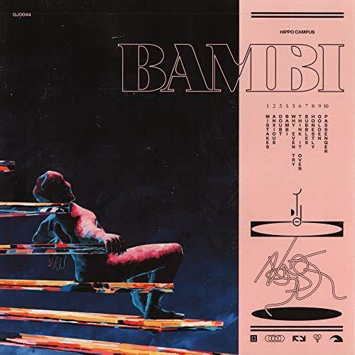 Hippo Campus - Bambi [Deluxe Golden LP]