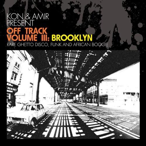 Vol. 3-Off Track: Brooklyn