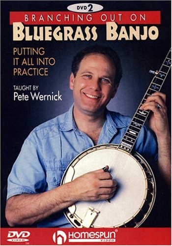 Bluegrass Banjo: Volume 2