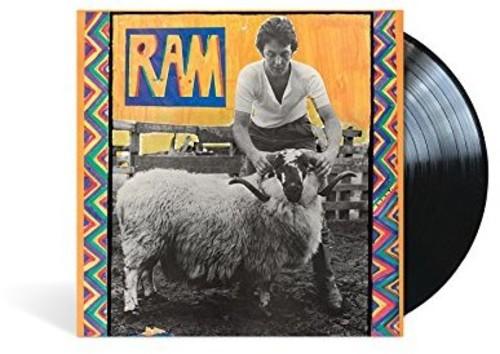 Paul & Linda McCartney - RAM [LP]