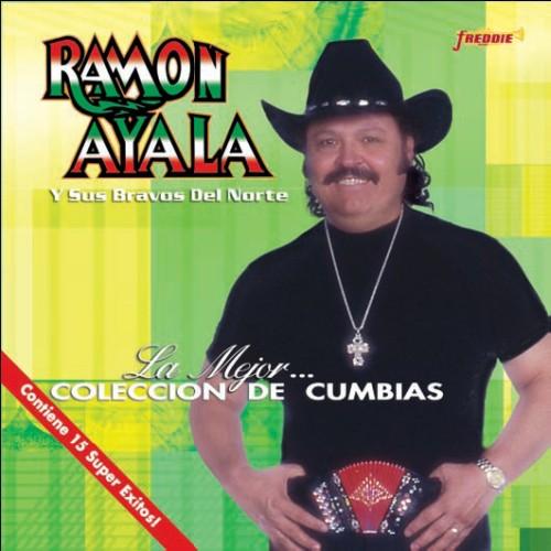 Ramon Ayala - La Mejor Coleccion De Cumbias
