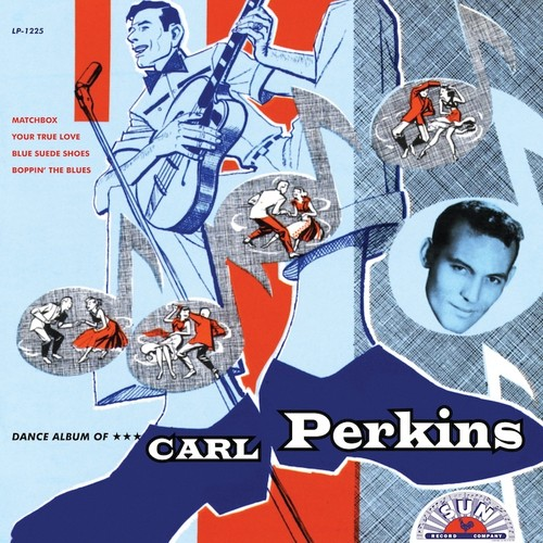 Carl Perkins - The Dance Album Of Carl Perkins [LP]