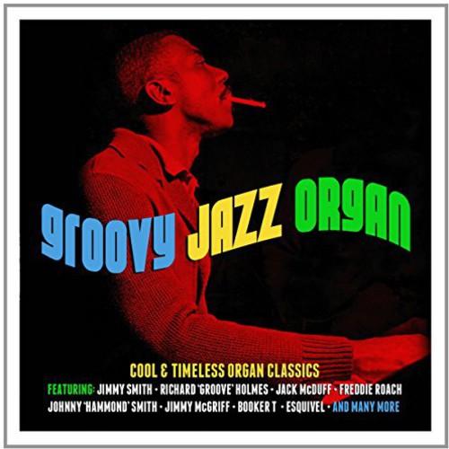 Groovy Jazz Organ /  Various [Import]