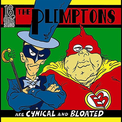 Plimptons Are Cynical & Bloated