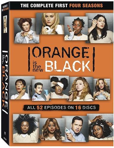 Orange Is The New Black [TV Series] - Orange Is The New Black: Seasons 1-4