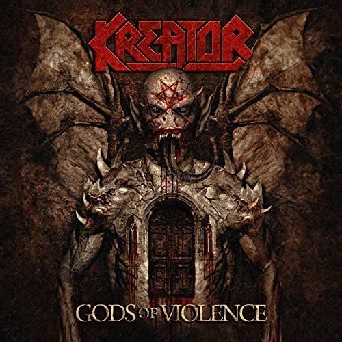 Kreator - Gods Of Violence [Deluxe CD+DVD]