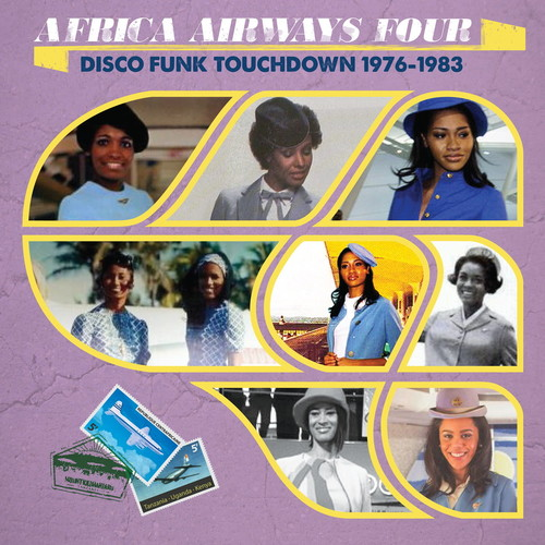 Africa Airways Four (disco Funk Touchdown 1976-83