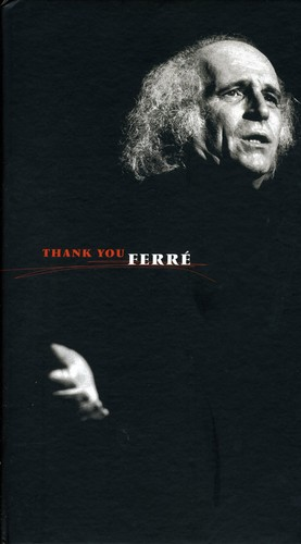 Thank You Ferre - Anthologie [Import]