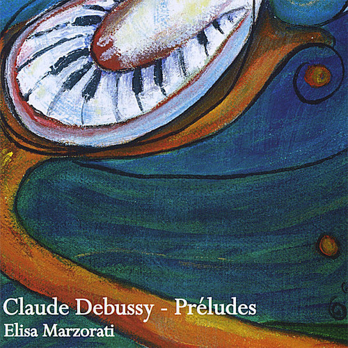 Claude Debussy-Preludes
