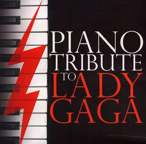 Piano Tribute to Lady Gaga