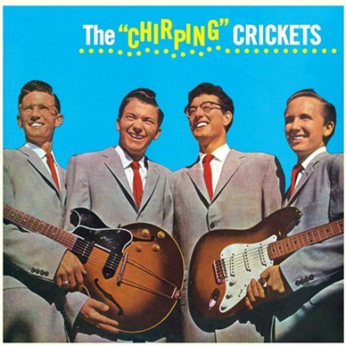 Buddy Holly - Buddy Holly & The Chirping Crickets (Bonus Tracks) [Import LP]