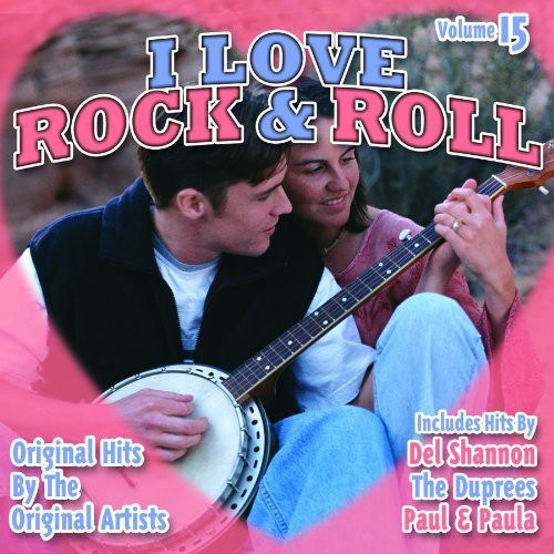 I Love Rock N Roll, Vol. 15