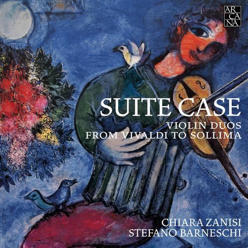 Violin Duos from Vivaldi to Sollima