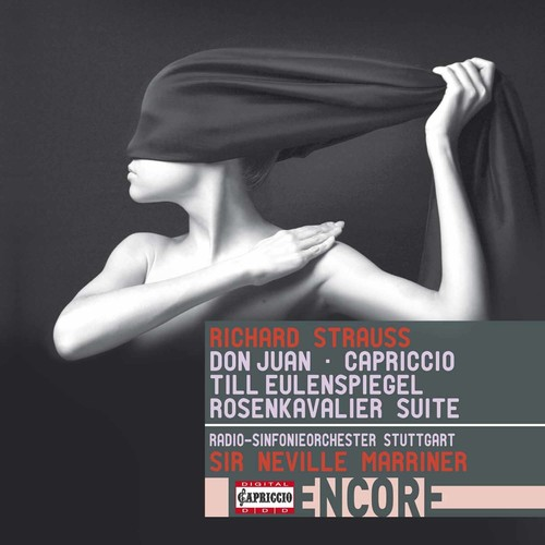 Richard Strauss: Don Juan, Till Eulenspiegel, Capriccio