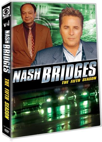 Nash Bridges: The Complete Fifth Season