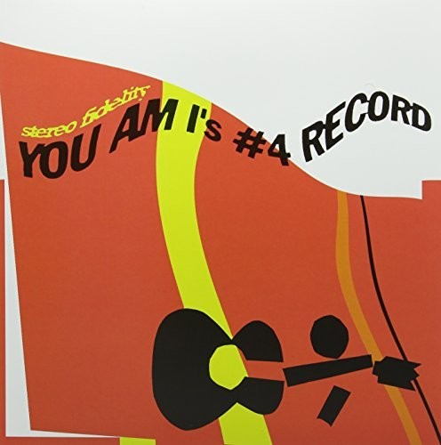 You Am I's #4 Record [Import]