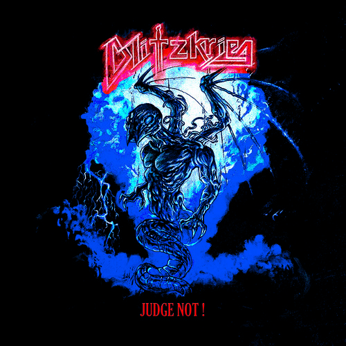 Blitzkrieg - Judge Not [Colored LP]