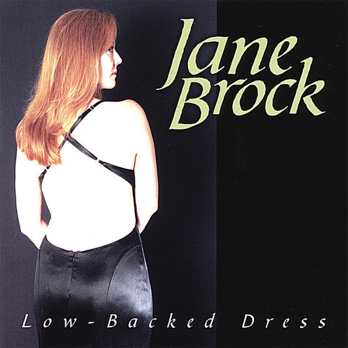 Low-Backed Dress