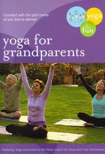 Yoga for Grandparents: Fun Gentle Practices