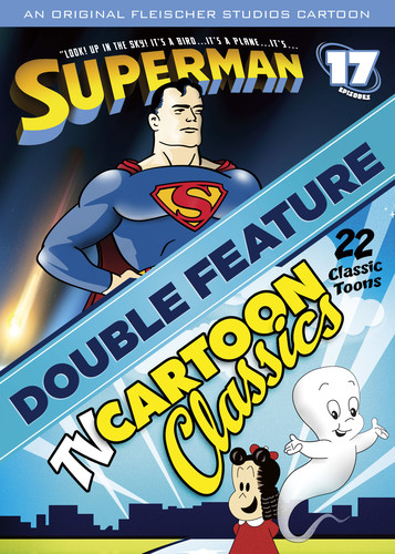 Superman /  Classics Cartoons: Volume 3