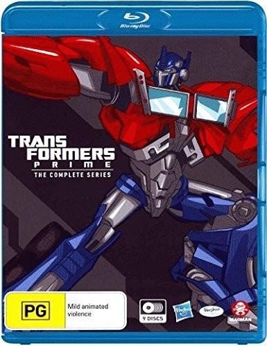Transformers: Prime the Complete Series Boxset [Import]