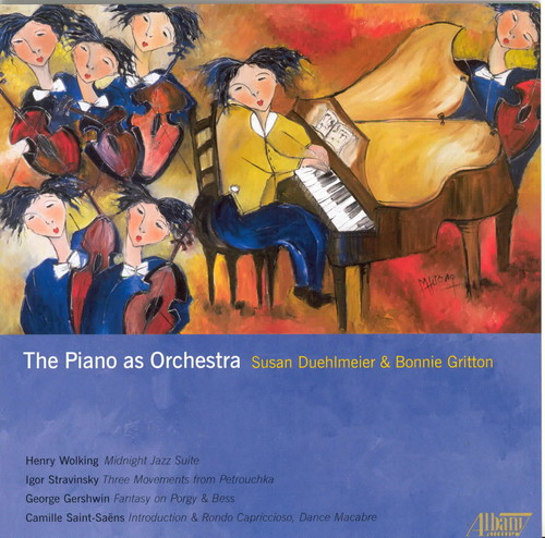 Piano As Orchestra