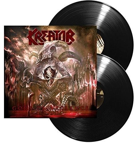 Kreator - Gods Of Violence [Import Vinyl]