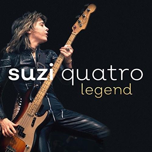 Suzi Quatro - Legend: The Best Of