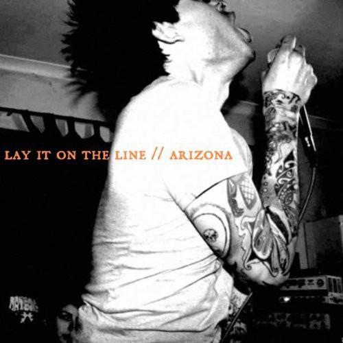 Lay It on the Line /  Arizona Split [Import]