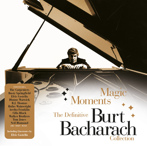 Magic Moments: Definitive Burt Bacharach Coll [Import]