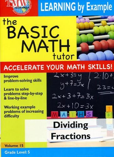 - Basic Math: Dividing Fractions