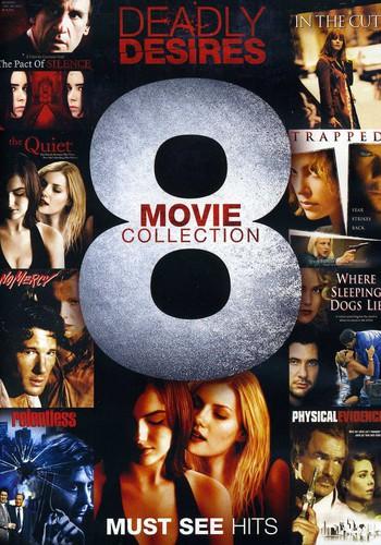 8 Movie Collection: Deadly Desires