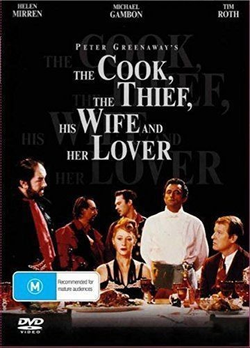 The Cook, The Thief, His Wife and Her Lover [Import]