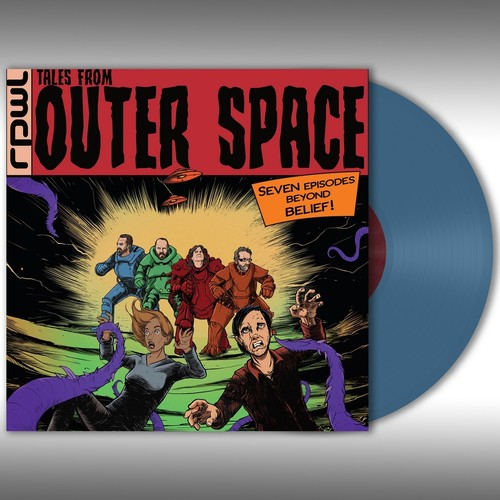 Tales From Outer Space (Blue Vinyl)