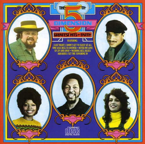 The 5th Dimension-Greatest Hits on Earth
