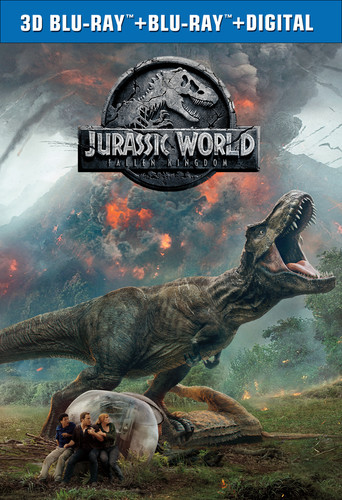 Jurassic Park [Movie] - Jurassic World: Fallen Kingdom [3D]
