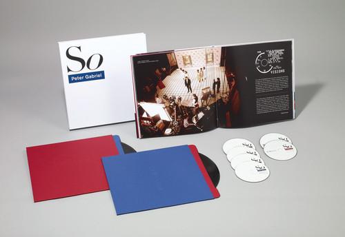So [25th Anniversary Edition] [Immersion Box] [CD/ DVD/ LP] [Box Set]