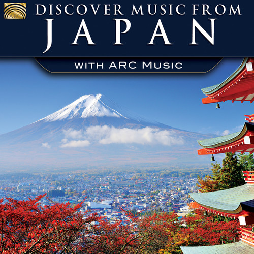 Discover Music From Japan / Various Uk - Discover Music From Japan / Various (Uk)