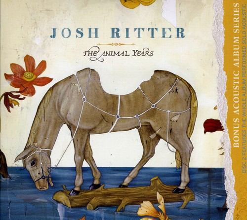 Josh Ritter - Animal Years [Bonus Cd]